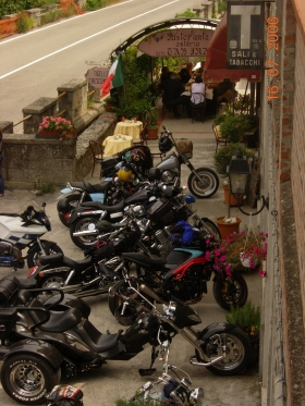 BIKERS WELCOME! - Il Molinello alla Tabina